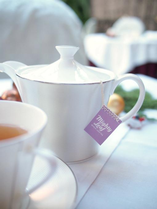 ステラートの紅茶はマイティーリーフ