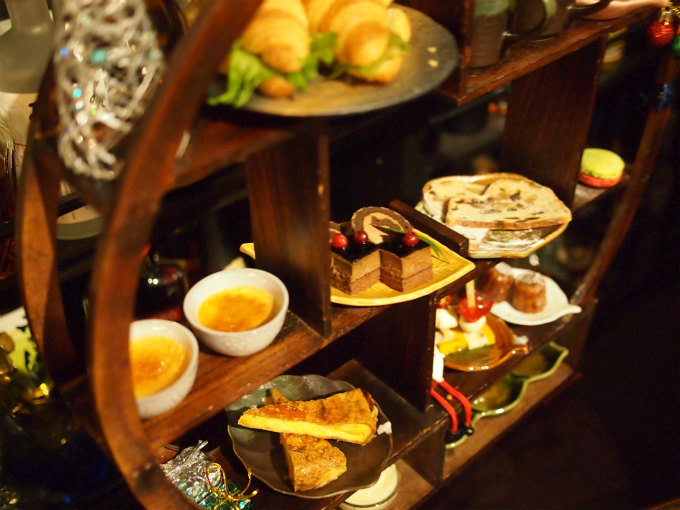 barhachi afternoontea sweets