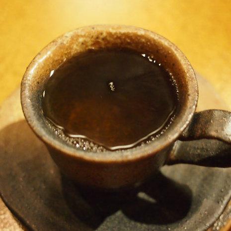 こちらはほうじ茶