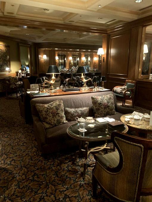 横浜ロイヤルパークホテル 「ロイヤルアスコット」の内装