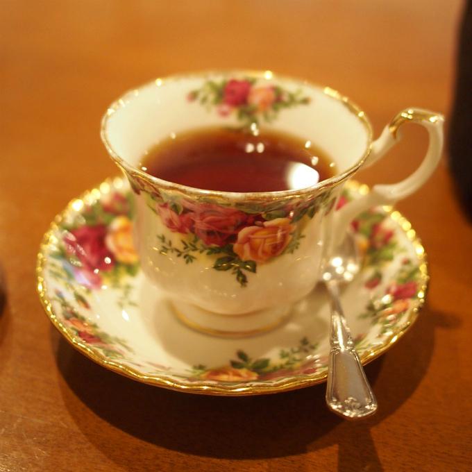 こちらはニルギリ(チャムラジ茶園)