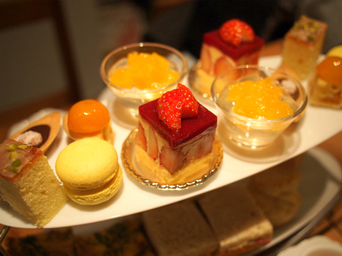 mayanchi afternoontea sweets