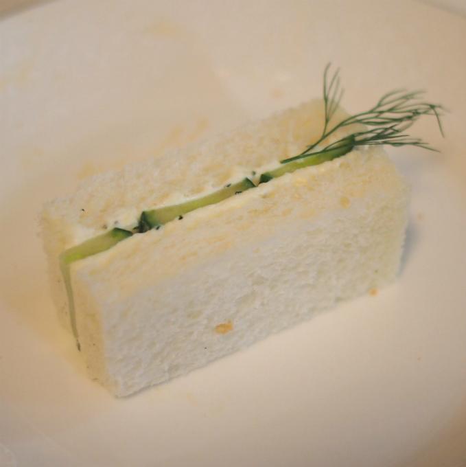 キューカンバー&クリームチーズ