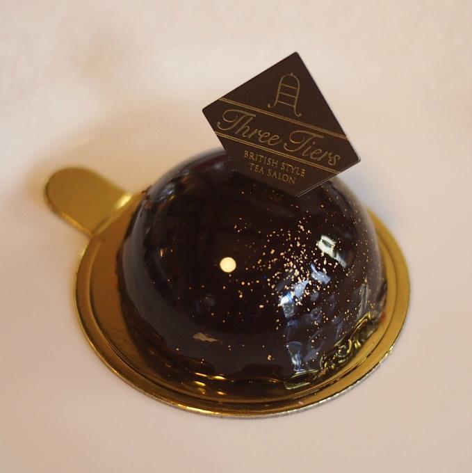 ムースオショコラは世界マーマレード大会で金賞をとったマーマレードを使っているそう!