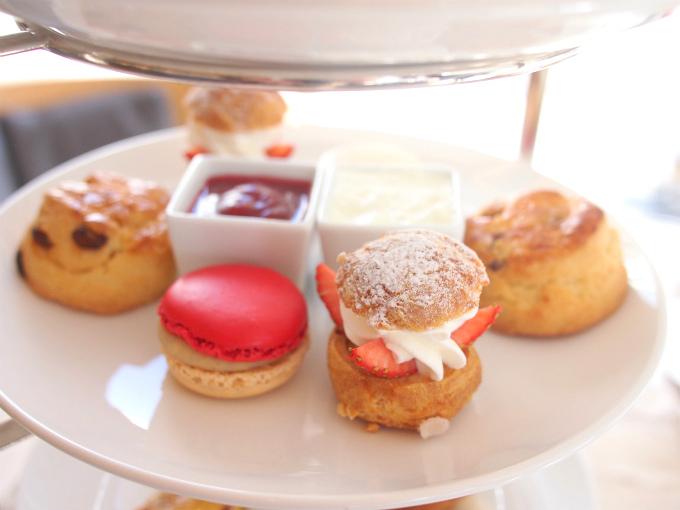 heaven afternoontea dessert