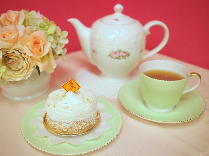 フレデリック・カッセルの「タルトカラマンシー」と紅茶