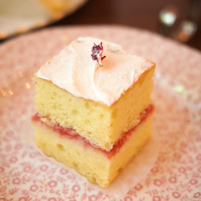 クイーンヴィクトリアケーキ