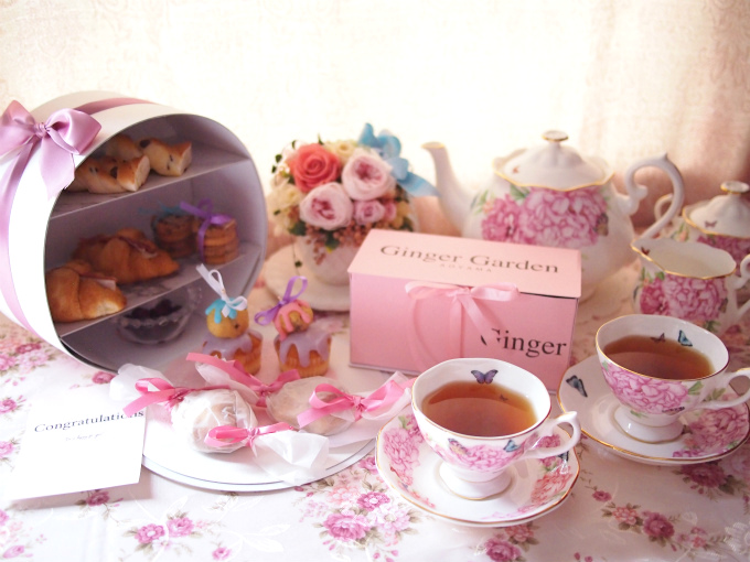 ginger garden pinkbox afternoontea02