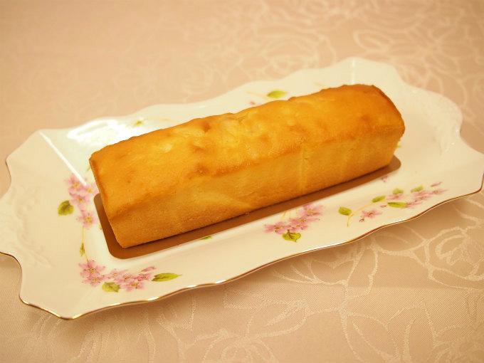 帝国ホテルキッチンの「レモンケーキ」