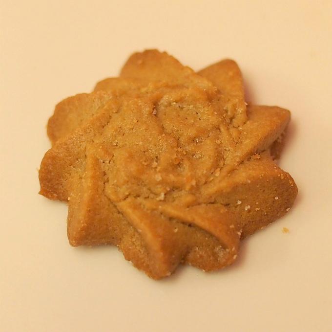 カフェ コーヒー風味のビターなクッキー