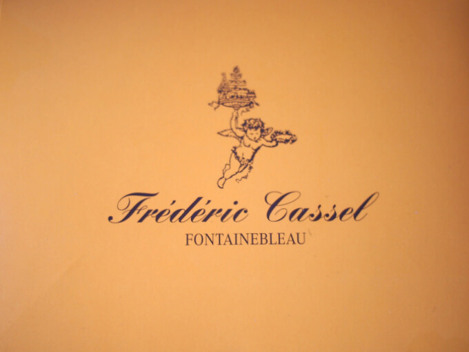 フレデリック・カッセルのロゴマーク
