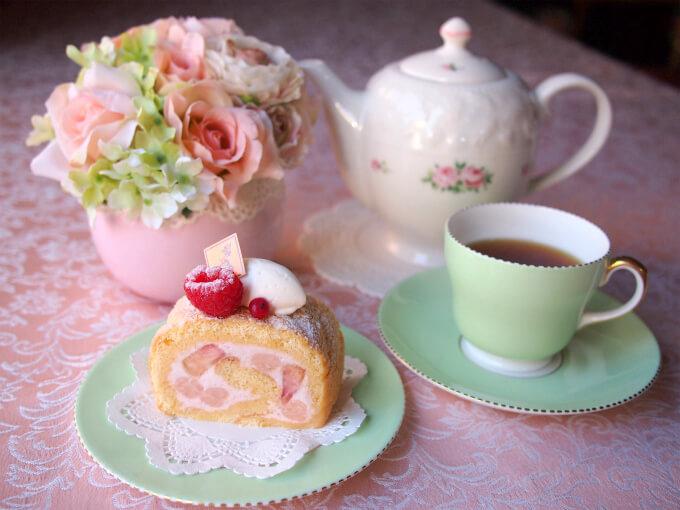 フレデリック・カッセルのルーロ・ペッシュと紅茶
