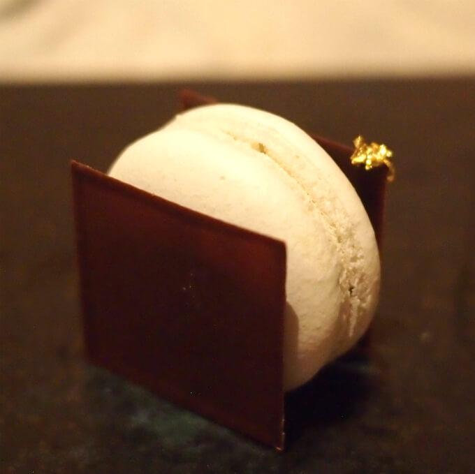 乳酸菌チョコレートのマカロン