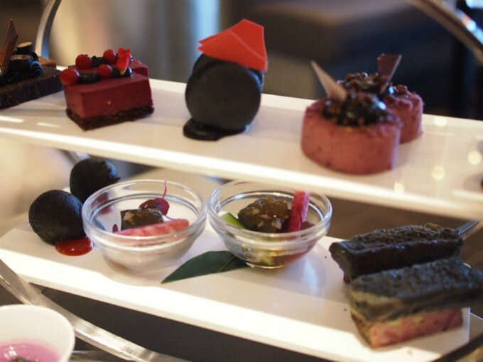 grandginza halloween afternoontea lower foods01