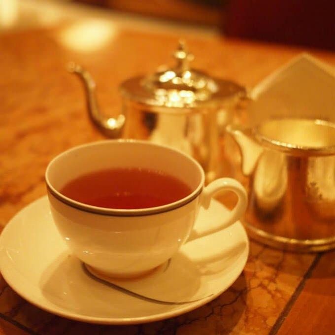 ザ・ペニンシュラ東京ブレックファストティーこちらもミルクティーに合う紅茶でした。