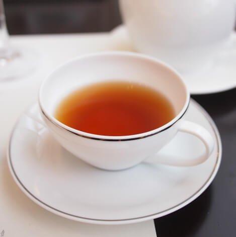 アッサム アトリウムの紅茶はロンネフェルトのものでした。