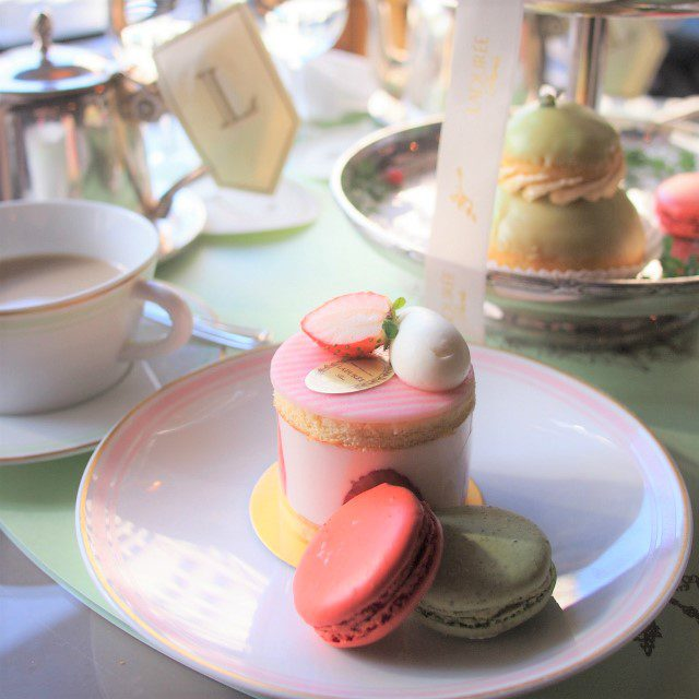 laduree 2020xmas afternoontea lower06