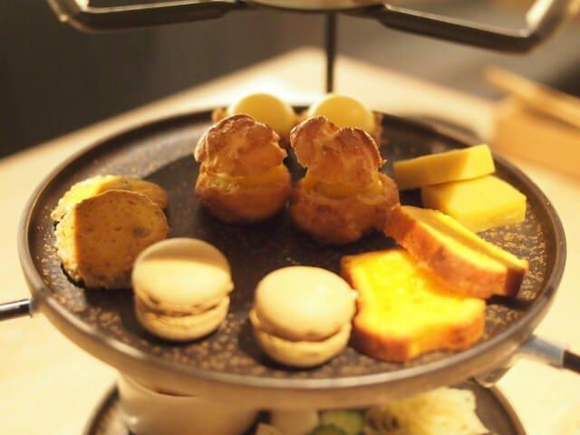millennium satoyama afternoontea pastry01