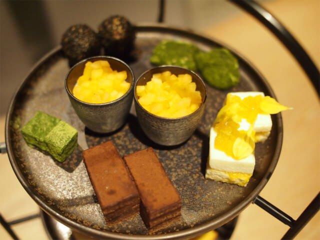 millennium satoyama afternoontea sweets01