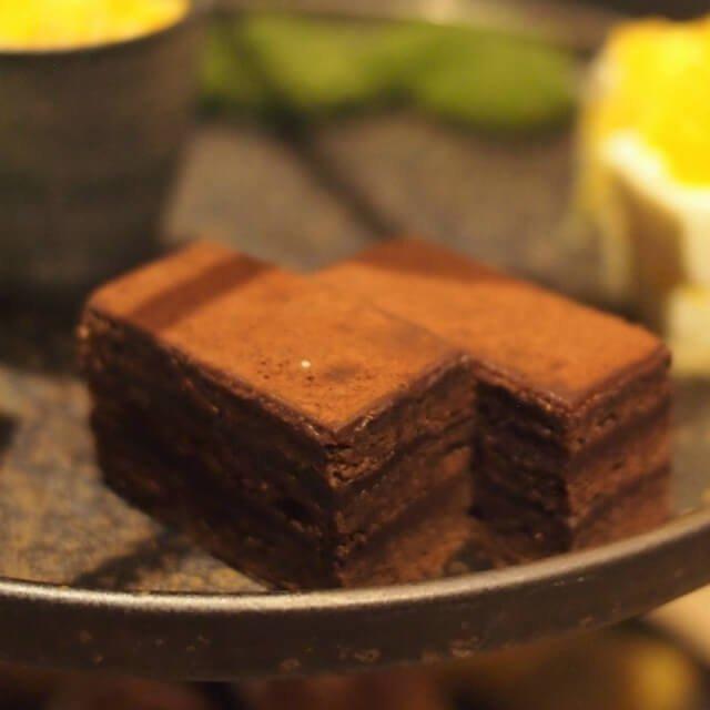 ショコラサンドケーキ