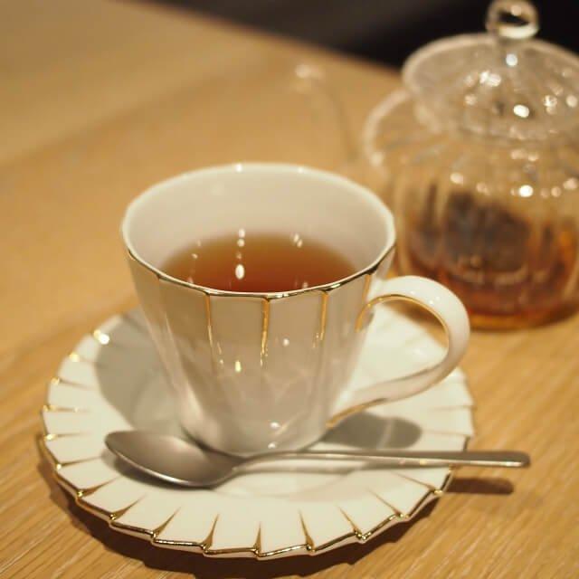 ダージリン紅茶はすべてロンネフェルトでした。