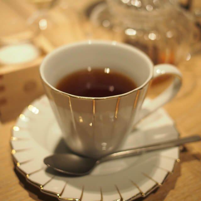 アッサム アッサムは秋のスイーツによく合う紅茶です。