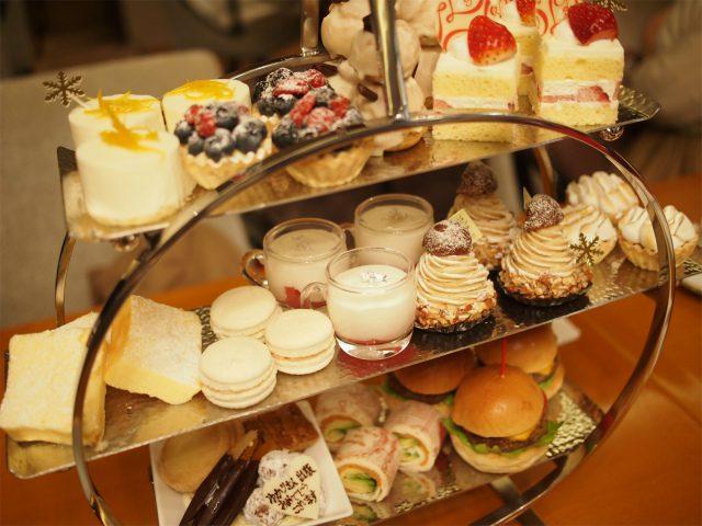 meijikinenkan afternoontea pastry01