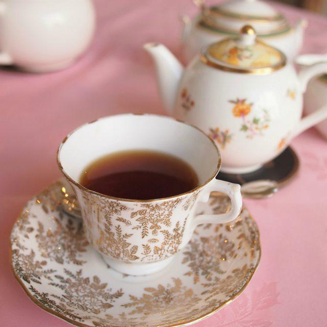 アッサム2杯目の紅茶は自分で選ぶことができます。雑味のない美味しいアッサムでした。