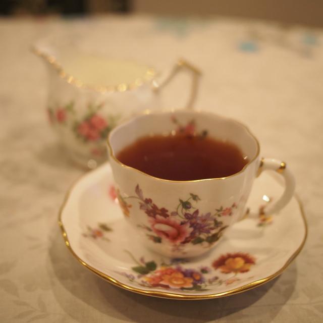 そして定番の紅茶のディンブラ
