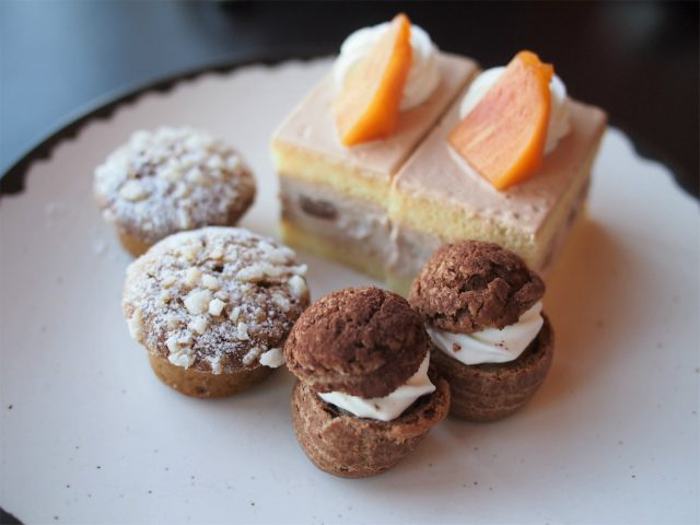 andaz persimmon afternoontea sweets01