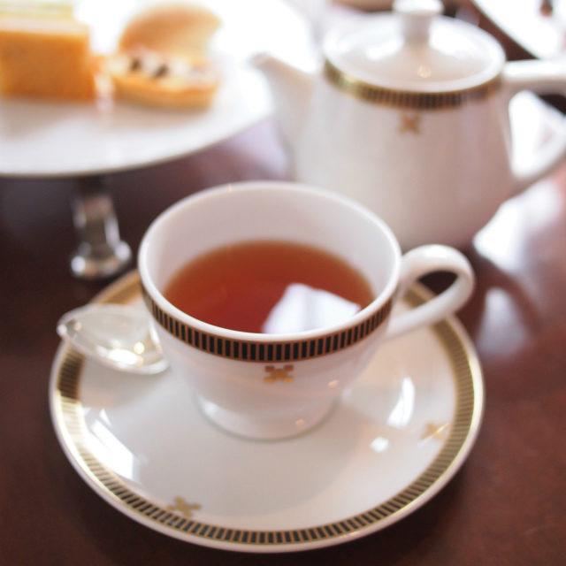 ダージリン(グームティー)2杯目はおすすめ紅茶と紹介されたこちら。