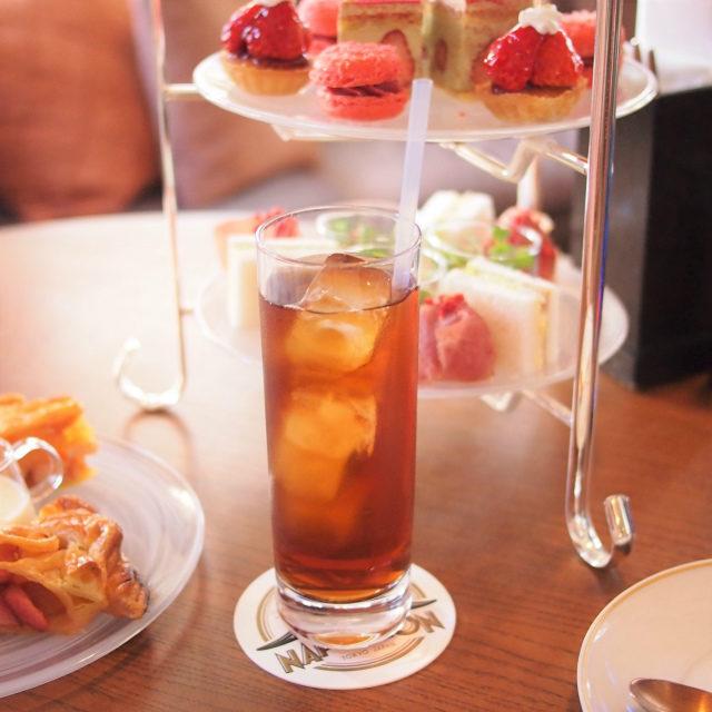 ダージリン ラ・メゾン・キオイの紅茶は全てアイスティーでもOK