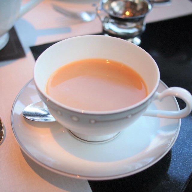 こちらストレートでも美味しかったけど、ミルクティーにもよく合って美味しかったです。
