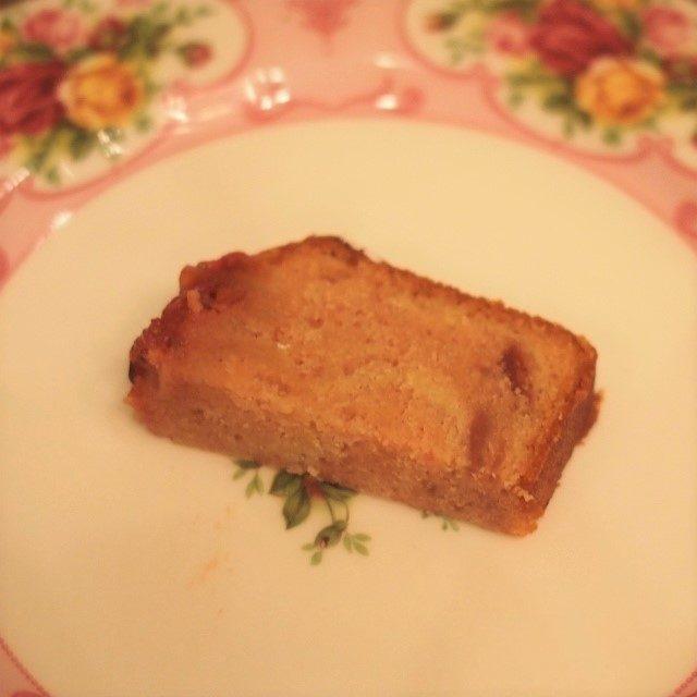 いちごのパウンドケーキ