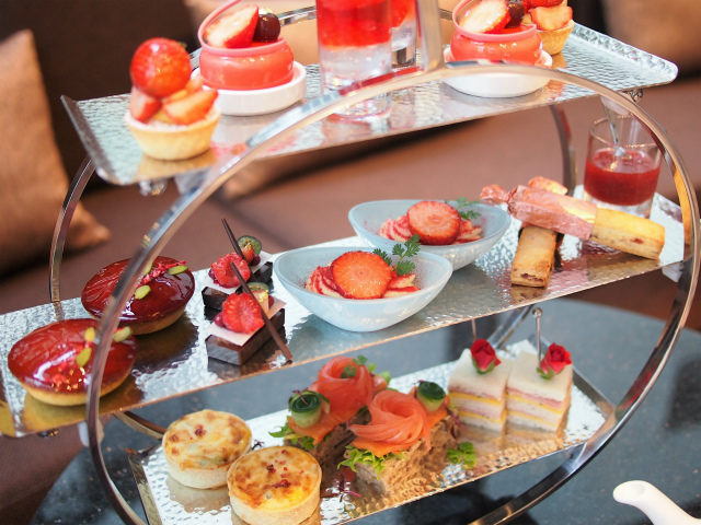 hyattregency yokohama afternoontea sweets01