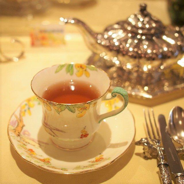 ダージリンオータムナル(タルボ茶園)飲みやすくて、ほんのり甘さも感じられるオータムナルでした!