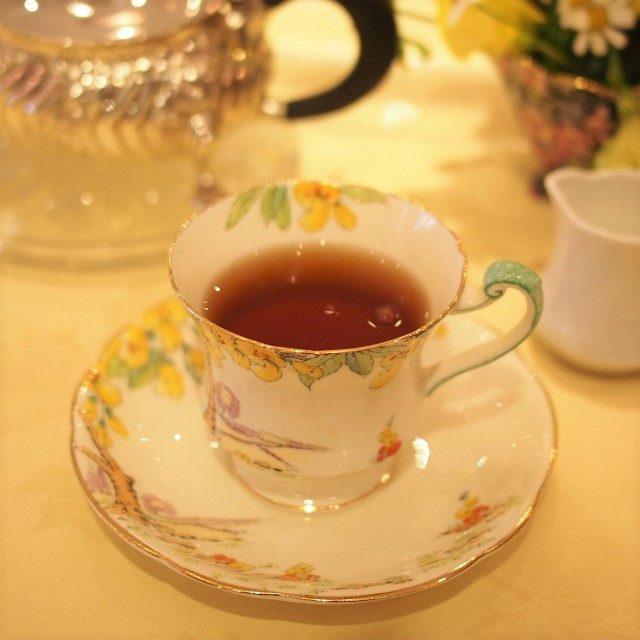 アッサム(パニトラ茶園)渋みや雑味がないから、ミルクティーにするのはもったいないくらいの上質なアッサムでした。