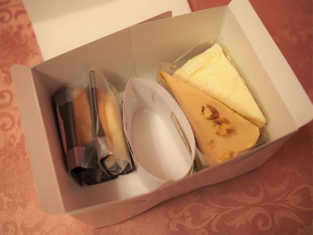 Tea Time setはこんな感じで箱に詰められています。