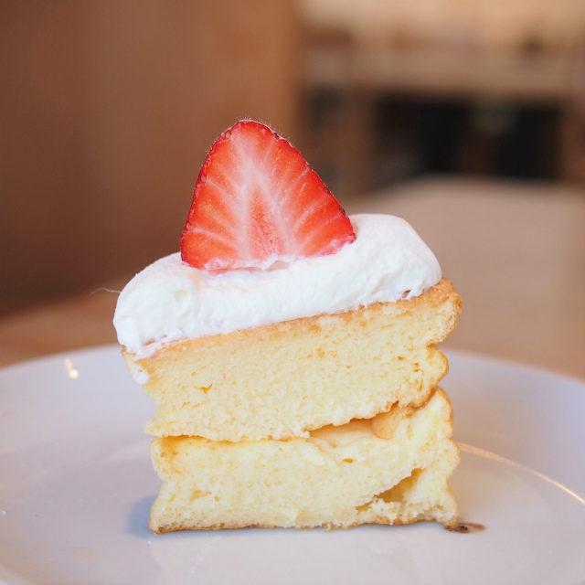 もともちのパンケーキでした♪