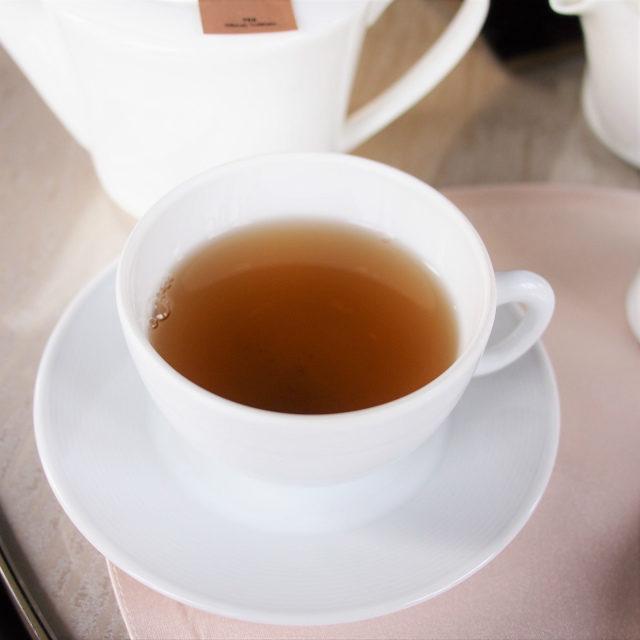 ユンナンキームンのようなモルティさがある紅茶でセイボリーによく合います。