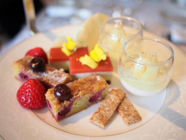 chourakukan lady afternoontea sweets01