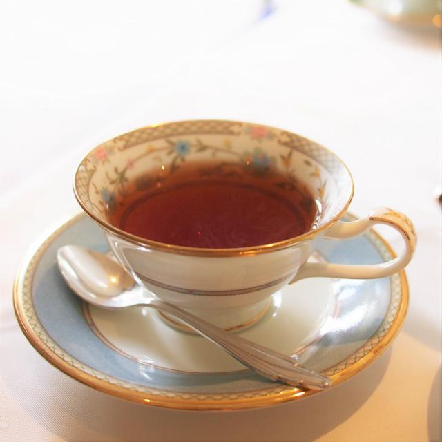 アッサム 2つ目の紅茶はミルクティーにしたいとお願いしていたので、特別にコクのあるアッサムを用意してくださいました。