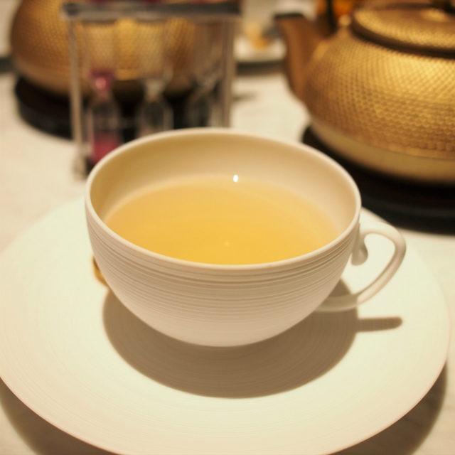 翡翠の女王中国の緑茶