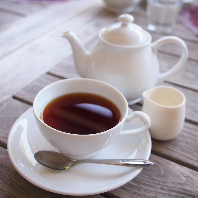 今回もおかわりも紅茶にしてしまいました!