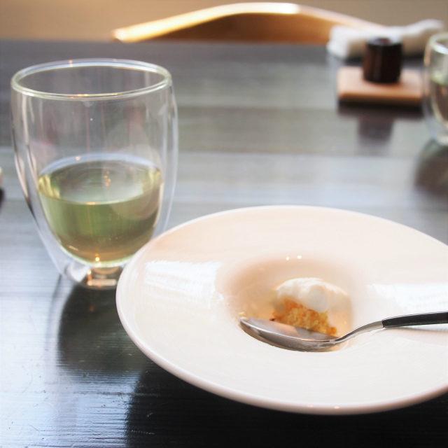 柑橘も使われているのでレモングラスティーとの相性が良かったです。
