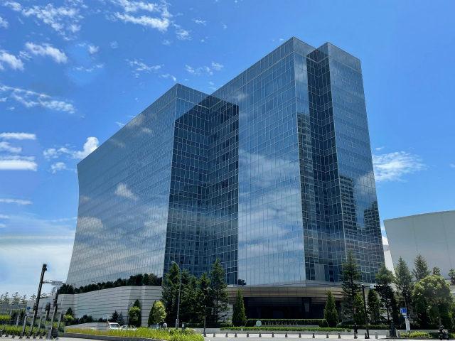 ザ・カハラ・ホテル&リゾート横浜の外観