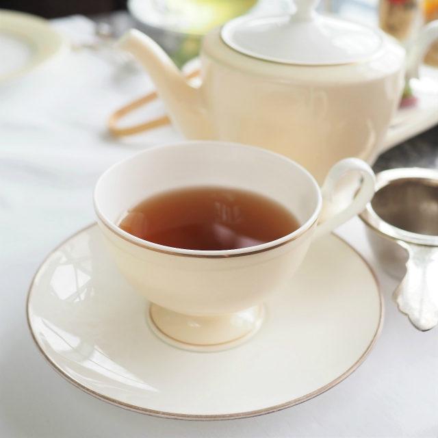 焙煎かりがね茶香ばしくて、この日飲んだお茶の中で一番美味しかった!