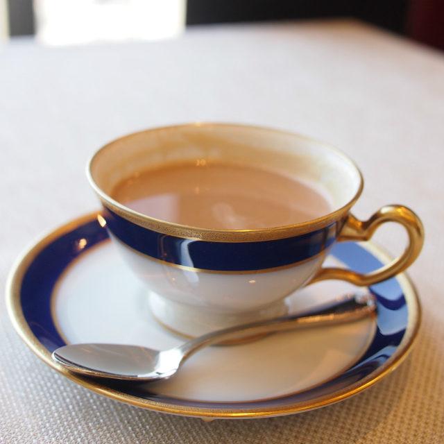 ロイヤルミルクティー茶葉はアッサムを使用しているそう