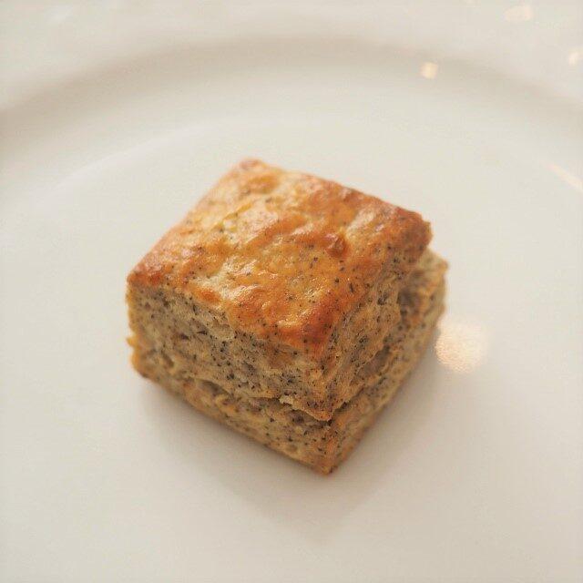 紅茶(マルコポーロ)スコーン
