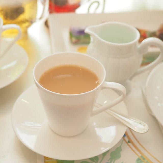 ウェディングインペリアルもミルクティーによく合う紅茶です。
